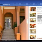 This is a website prototype for a Bay area real estate agent.