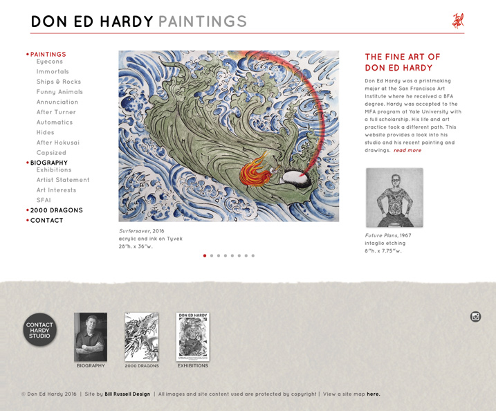 Don Ed Hardy Art