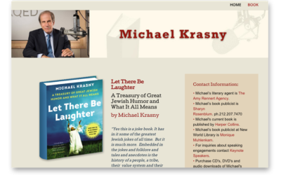 Michael Krasny's New Book